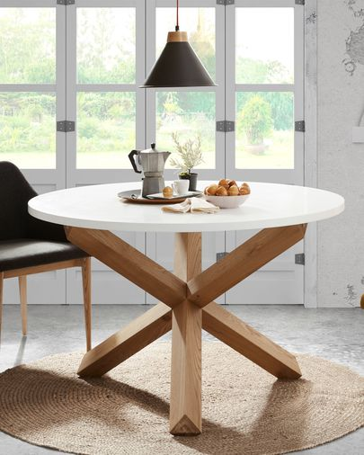 Table Lotus Ø 135 cm