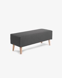 Graphite Dyla bench