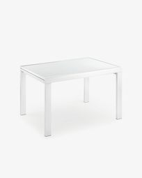 Norfolk extensible table 120 (240) x 90 cm white