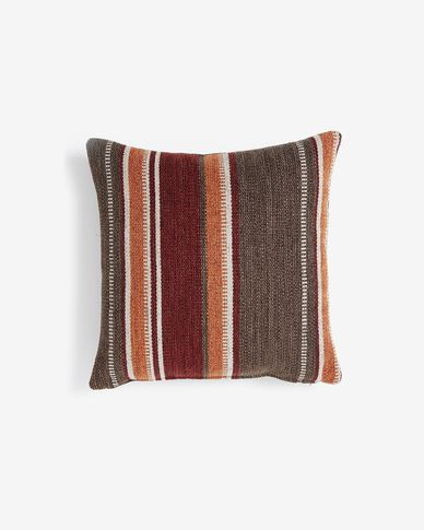 Eland cushion cover 45 x 45 cm sepia brown