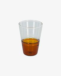 Fiorina orange glass