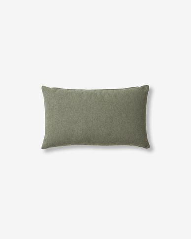 Kam cushion cover 30 x 50 cm green