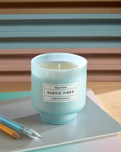 Exotic Vibes aromatic candle