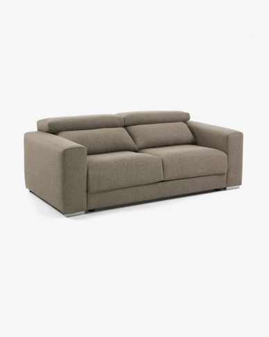 Brown Atlanta sofa