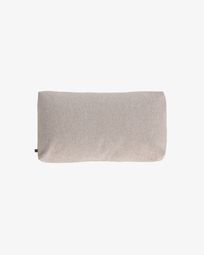 Galene beige cushion cover 30 x 50 cm
