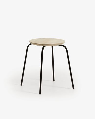 Black Ren stool