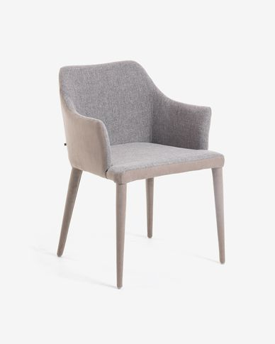 Light grey Croft chair