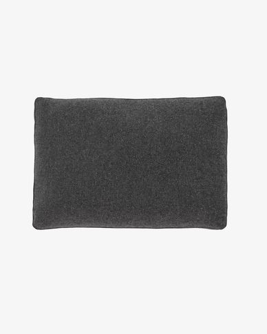 Cushion Blok 50 x 70 cm grey