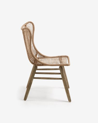 Chair Zabel  beige