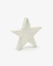Szar decorative figure star 30 cm
