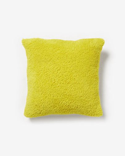 Caprice cushion 45 x 45 cm yellow