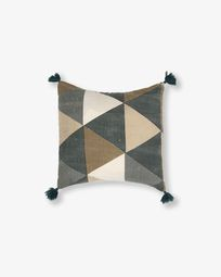 Backstage cushion cover triangles