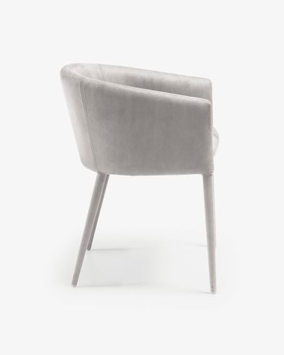 Harlan armchair grey