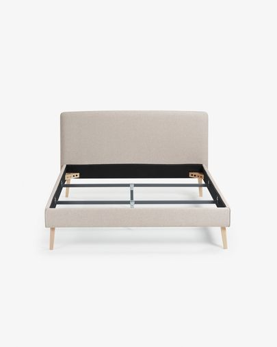 Letto Dyla 160 x 200 cm beige