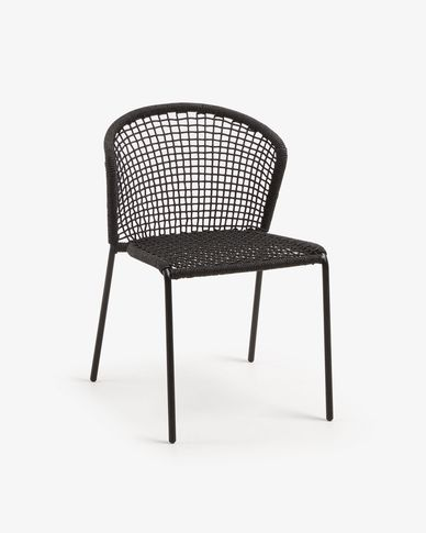 Dark grey Mathew chair