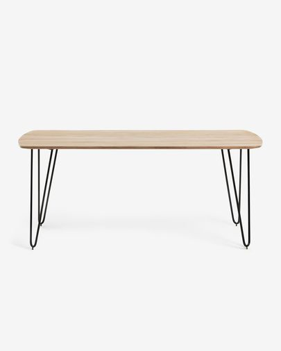 Tremendous Barcli Large Table 200 X 95 Cm Gmtry Best Dining Table And Chair Ideas Images Gmtryco