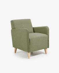 Green Arck armchair