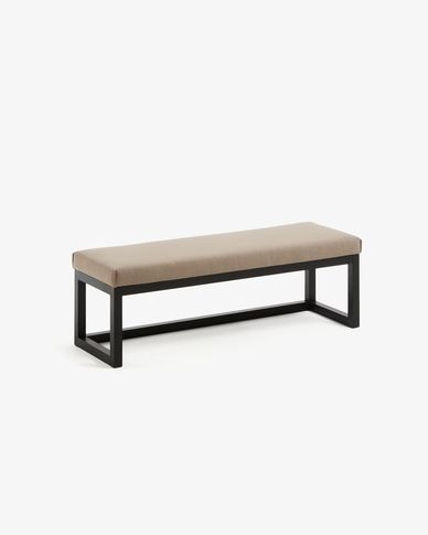 Brown Yola bench