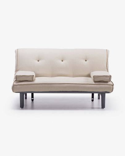 Capri sofa bed beige