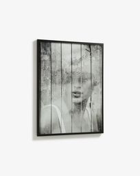 Arsdale wall picture black