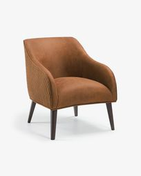 Brrown Bobly armchair