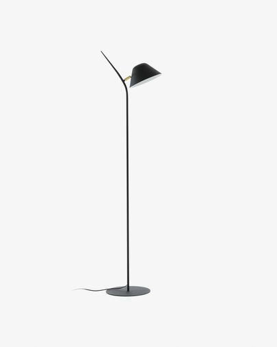 Aurelia floor lamp black