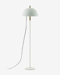 White Sisina floor lamp