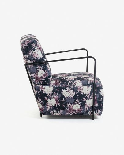 Poltrona Gamer floral