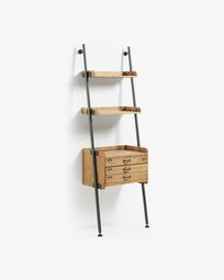 Mobela shelf with drawers