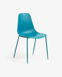 Blue Whatts chair