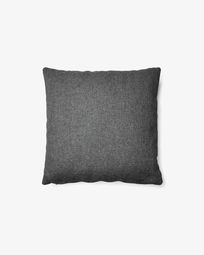 Kam cushion 45x45 cm, grey