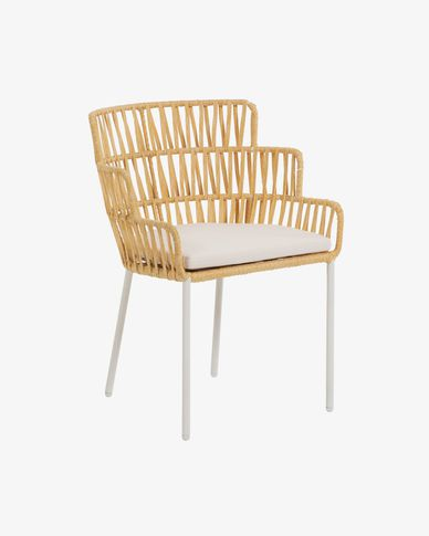 Mustard Robyn chair