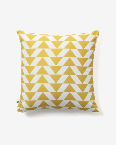 Fabiela triangles cushion cover