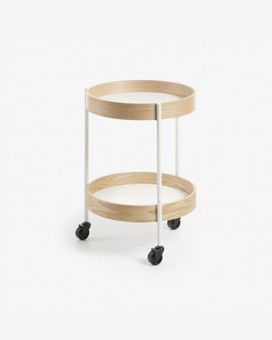 Alberich side table Ø 41 cm