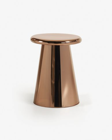 Table d'appoint Pitt cuivre