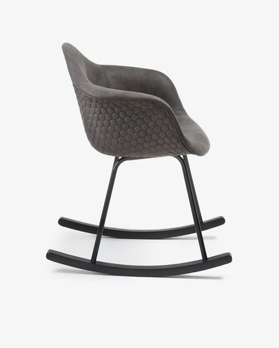 Kevya Rocking chair graphite