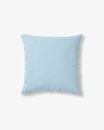 Kam cushion 45 x 45 cm light blue