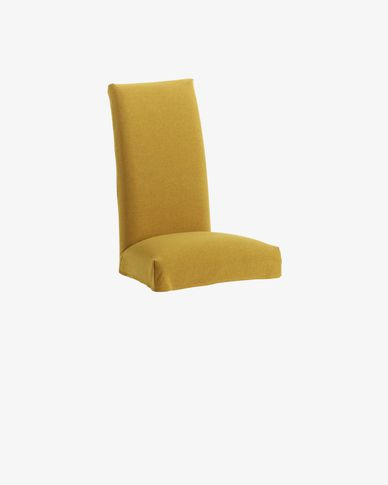 Freda chair cover mustard