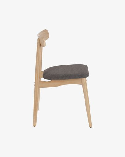 Dark grey Nayme Chair