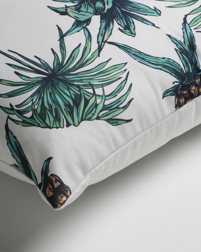Florida pineapples cushion cover