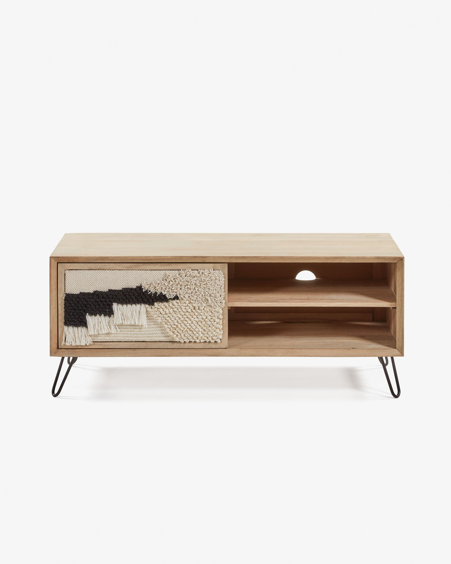 Pro Design Tv Meubel.Kenelly Tv Stand 120 X 50 Cm Kave Home