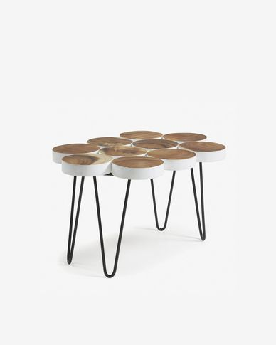 Faina coffee table 80 x 54 cm