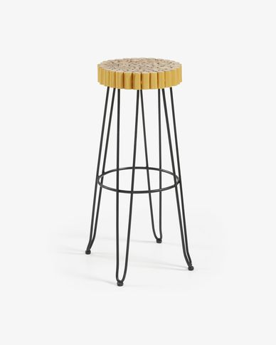 Everet barstool height 73 cm