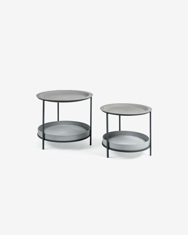 Aurelie set of 2 tables