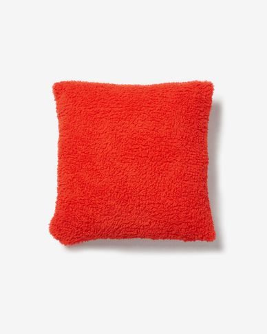 Caprice cushion cover 45 x 45 cm orange
