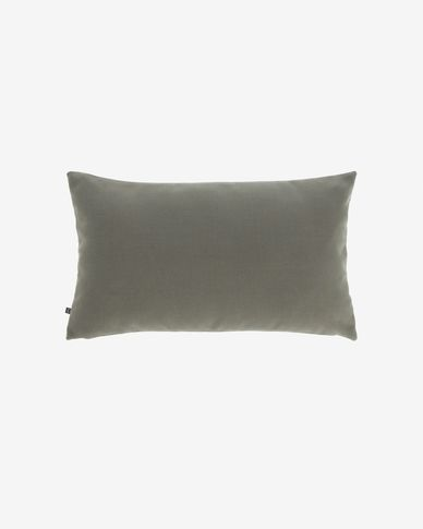 Grey Nedra cushion cover 30 x 50 cm