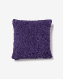 Caprice cushion 45 x 45 cm purple