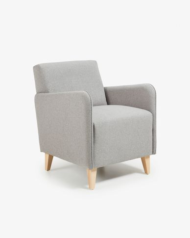 Grey Arck armchair