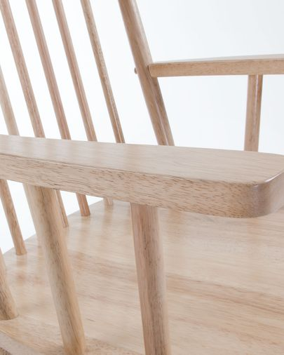 Natural Tenzo rocking chair