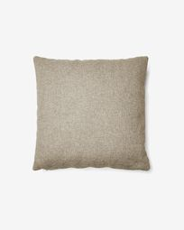 Kam cushion cover 45 x 45 cm chrono beige